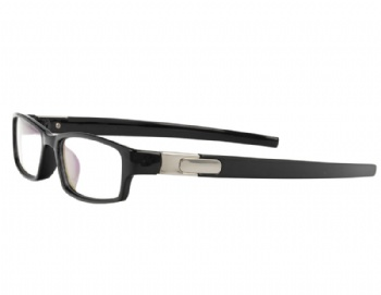 Sports style PC plastic Injection Optical Frame Glasses
