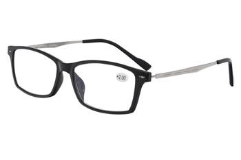 TR anti blue ultralight reading eyewear eyeglasses with ADD :+100~+400