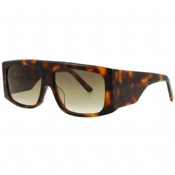 Unisex Big bold Acetate Frame with CR39 Lens Sunglasses