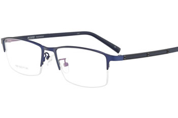 Metal frames with TR temple  spectacles  eyewear